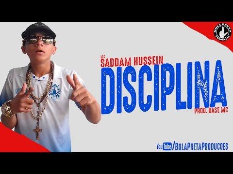 Mc Saddam Hussein - Disciplina (prod. BASE Mc) [BOLA PRETA PRODUÇÕES] #2016