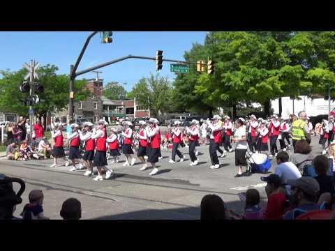 Westminster, MD Memorial Day Parade 2015