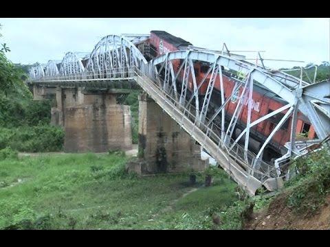Côte d'Ivoire: Un train de 21 wagon fait un accident à Dimbokro