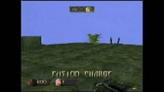 Turok: Dinosaur Hunter Nintendo 64 Gameplay - Turok: