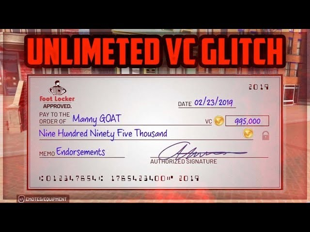*NEW* NBA 2K19 UNLIMITED VC GLITCH AFTER PATCH 1.04!!!