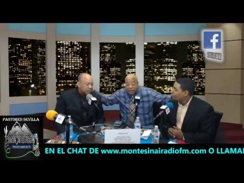Monte Sinai Radio fm Conquistando A Paterson Para CRISTO  3/26/2018