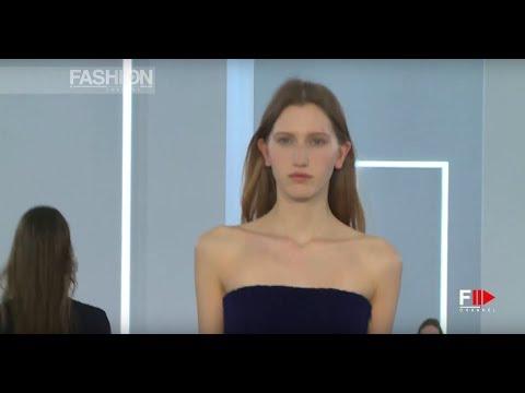JASPER CONRAN Fall 2018/2019 London - Fashion Channel