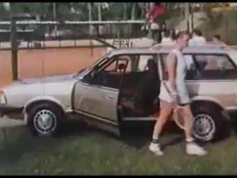 Comercial Ford - Linha 1984