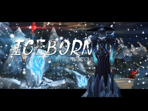 ICEBORN Lissandra Montage | League of Legends thumbnail