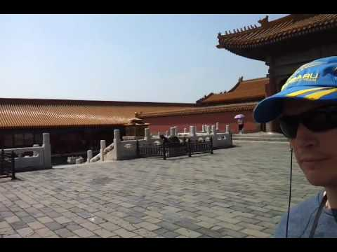 At the Forbidden City 20130627
