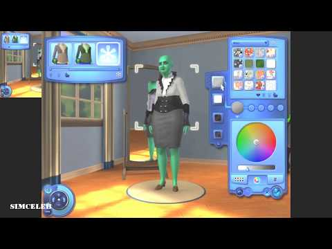 HALLOWEEN | TS3 THROWBACK | WITCH CREATE-A-SIM | WICKED WITCH