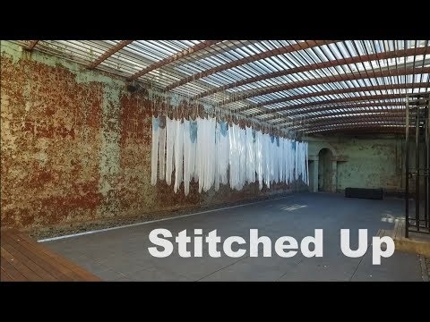 Stitched Up Textile Art Exhibit at The Lock-Up, Newcastle, NSW