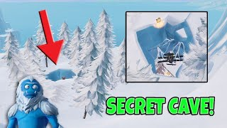 FORTNITE TROGS SECRET CAVE AND HIDDEN RIFT LOCATIONS