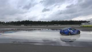 Курс экстремального вождения на Subaru BRZ. Автодром на ХоккенхаймРинг