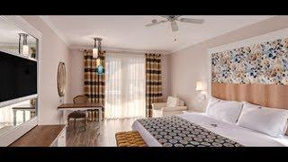 Rubi Platinum Spa Resort & Suites . Deluxe Room . Семейный номер .