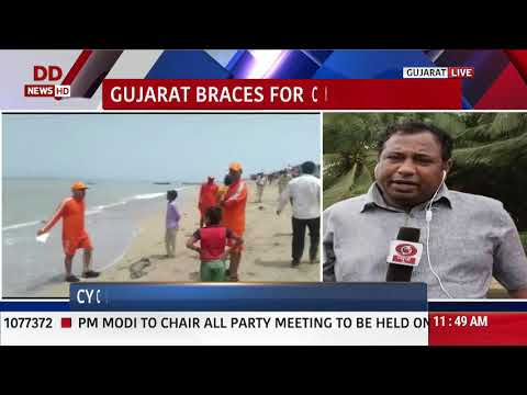 Gujarat braces for cyclone Vayu