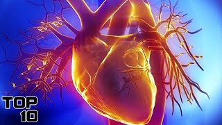Top 10 fascinating facts about the human heart