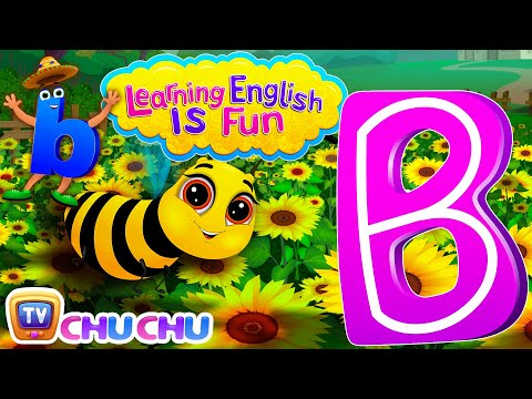 "Thumbnail: Learning English Is Fun™ | Alphabet ""B"" 