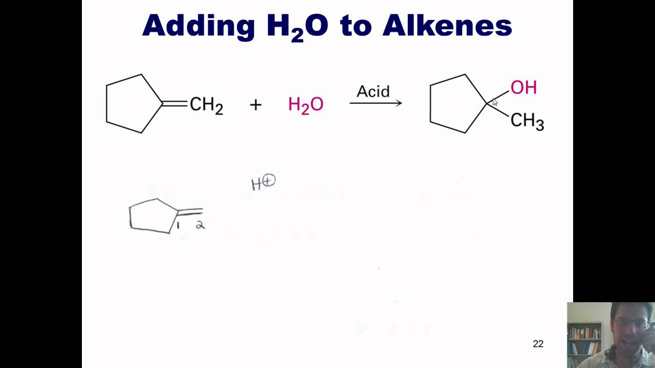 Chapter 6 - The Reactions of Alkynes: Part 2 of 4 - YouTube
