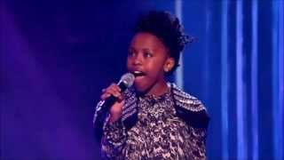 Asanda Jezile F#6 High Note (Britain's Got Talent 2013)