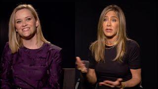 جينيفر آنستيون وريس ويثيريسبون عن التحرش الجنسي في مسلسل ذي مورنينغ شو