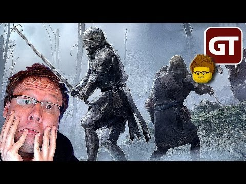 Chaos-Start ins Bug-Mittelalter | THE BLACK DEATH bei »Hey Fritz, spiel mal...« | Gameplay | German