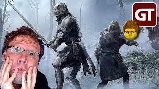 Thumbnail für Chaos-Start ins Bug-Mittelalter | THE BLACK DEATH bei »Hey Fritz, spiel mal...« | Gameplay | German