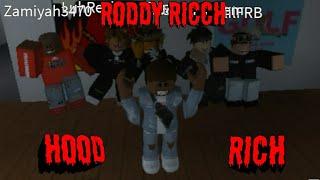 Roddy ricch Kapuze reiche roblox Musik-Video