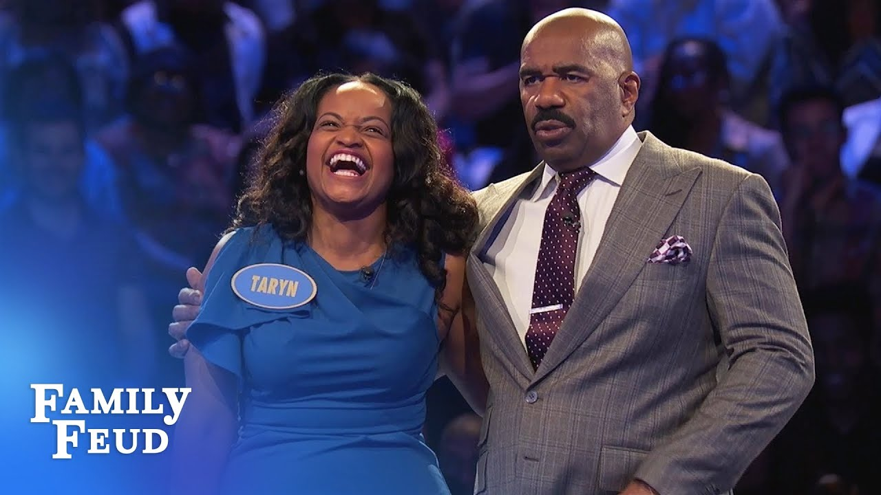 Fast Money! Can the Mitchells make it $40,000? | Family Feud