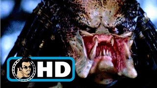 PREDATOR Movie Clip - One Ugly Mother-F#cker Scene (1987) Sci-Fi Action Movie |1080p HD|