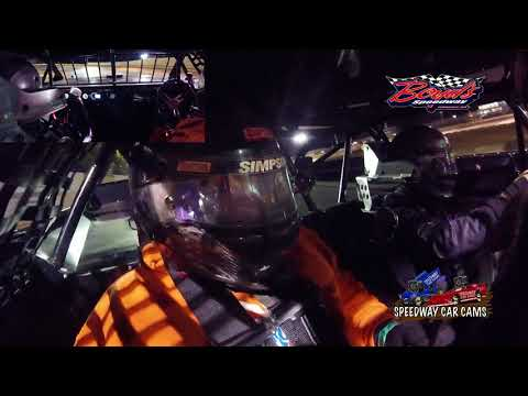 2 Seater Ride #1 - 10-29-17 Boyds Speedway - In Car Camera