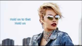 Rita Ora - Caught on Fire Lyrics