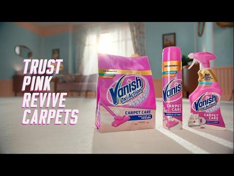 Vanish Gold Carpet