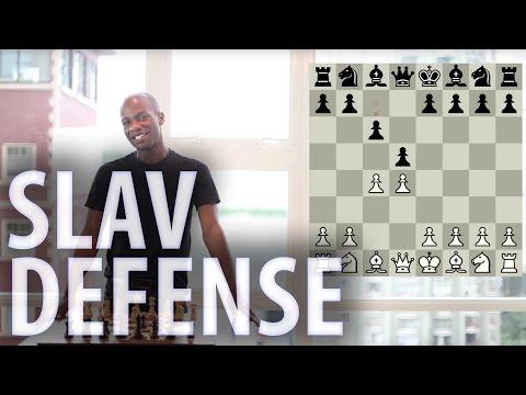 Chess openings - Slav Defence