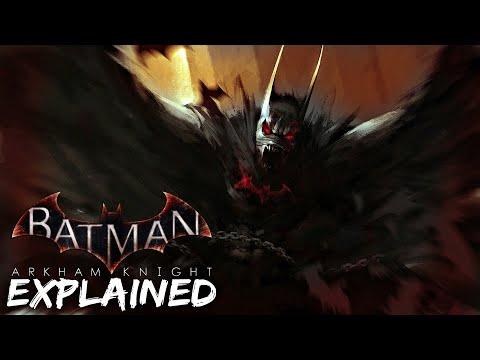 Batman Arkham Knight: Ending Explained