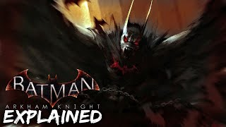 Batman Arkham Knight: Ending Explained
