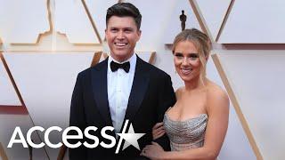 Scarlett Johansson & Colin Jost Planned Wedding In Weeks (Reports)