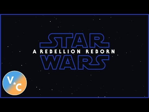 Star Wars: Episode IX - A Rebellion Reborn (Opening Crawl)