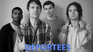 Deportees - Under the pavement, The beach
