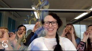 Update video: 100% goal reached!