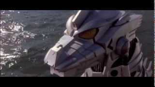 Godzilla vs Kiryu MV Bad to the Bone by George Thorogood