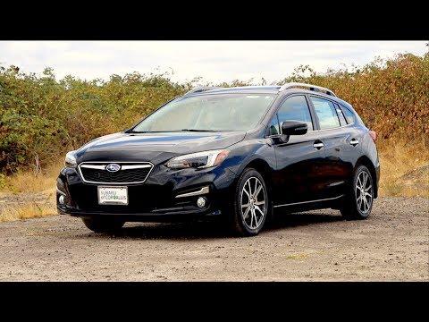 2019 Subaru Impreza Hatchback Limited Youtube