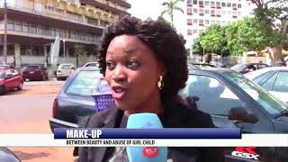 MAKE-UP: BETWEEN BEAUTY AND ABUSE OF GIRL CHILD