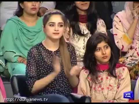 Mera Naam Hai Muhabbat By Mohsin Abbas Haider Mazaaq Raat 4th may 2017