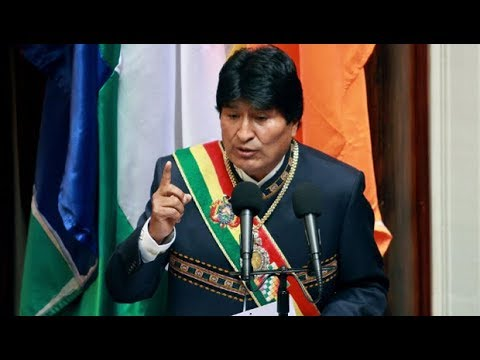 Bolivia's Evo Morales Re-Launches Controversial Forest Reserve Road