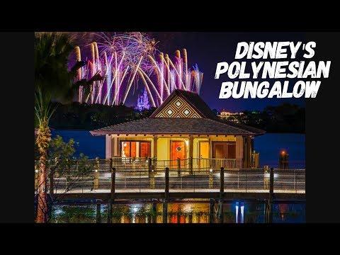 Disney's Polynesian Bungalow Experience- Disney Vacation 2017