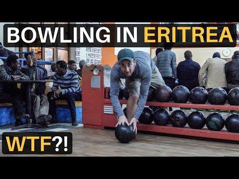 Bowling in ERITREA (wtf?)