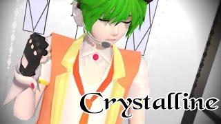 Megpoid Gumo - Crystalline [MMD]