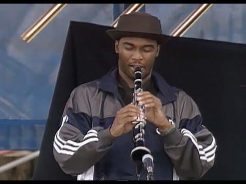 James Carter - Body & Soul - 8/16/1996 - Newport Jazz Festival (Official)