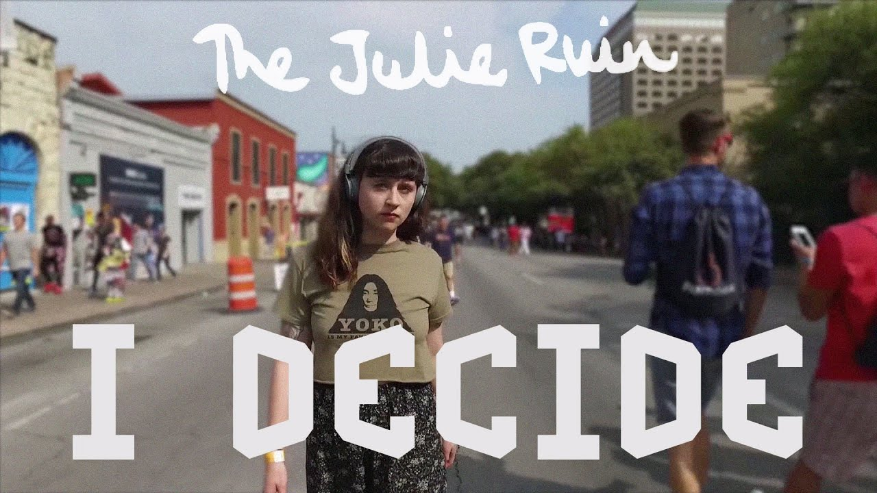 the-julie-ruin-i-decide-lyric-video-hardlyartrecords