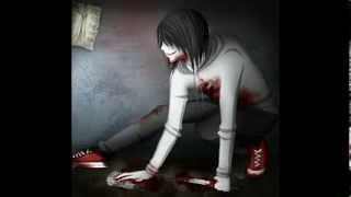 jeff the killer- they