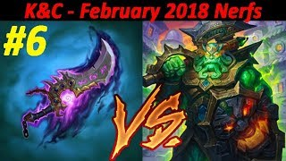 Kingsbane Mill Rogue vs Jade Druid #6