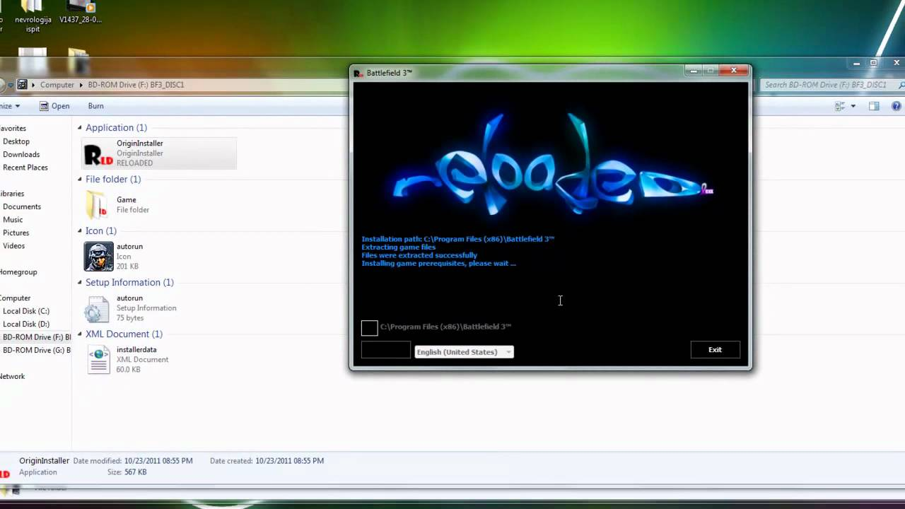 directx device creation error battlefield 3 pl
