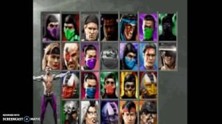Scorpion es el MEJOR! / Mortal Kombat 3